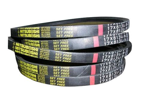 Mitsuboshi Fan Belt B 78 v belts