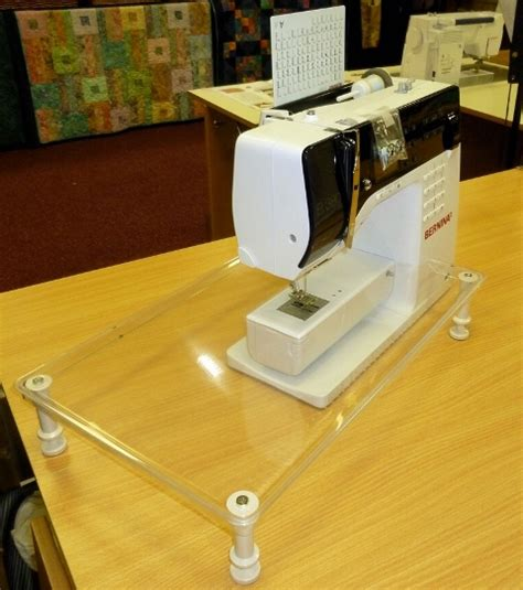sewing machine extension table pfaff flat bed extension table extension table spares
