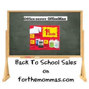 office max office depot back to school deals ftm