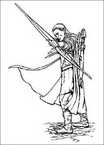 lord of the rings coloring pages coloring pages lord of the rings picture 8