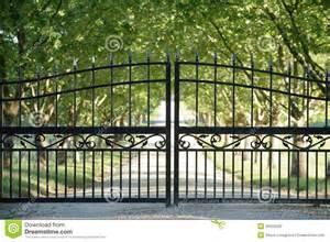 Garage Gate Designs front gate royalty free stock photo image 35005525