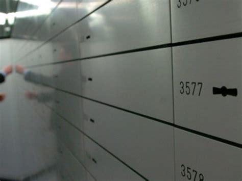cassette di sicurezza unicredit foggia svaligiate 300 cassette di sicurezza forse i