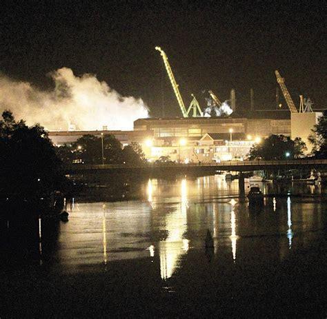 u boat brand maine amerikanisches atom u boot in flammen welt