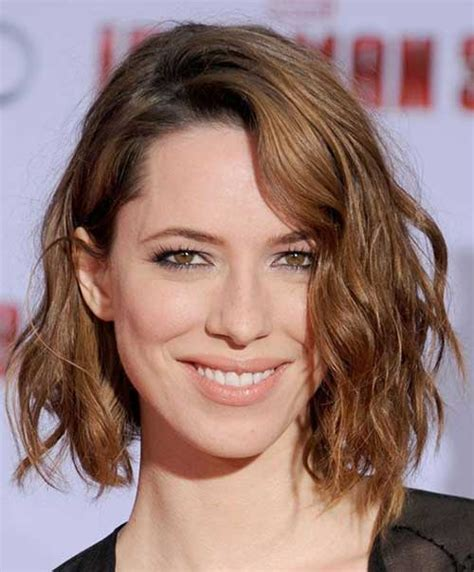 Wavy Hairstyles by 25 Best Wavy Bob Hairstyles Hairstyles 2017 2018