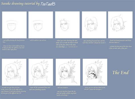 sakura tutorial ninja online sasuke drawing tutorial by tootaa18 on deviantart