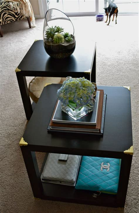 lack side table hack top 10 ikea lack table hacks tutorial and ideas noted list