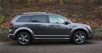 Is The Dodge Journey A Minivan Or Suv 2016 Dodge Journey Review Finding The Nexus Of Suv And