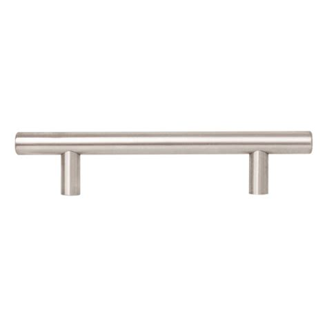 T Bar Cabinet Pulls Stainless Steel Kitchen Door Cabinet T Bar Handle Pull Knob 2 Quot 24 Ebay