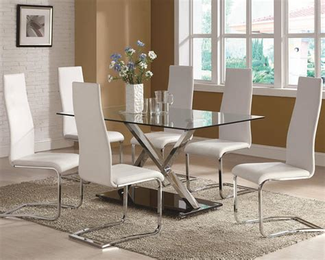glass top dining room tables marble glass top dining tables 10 pros cons of the