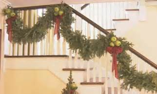 how to decorate garland decorating with garland