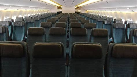 boeing 777 cabin pictures cathay pacific s new ten across boeing 777