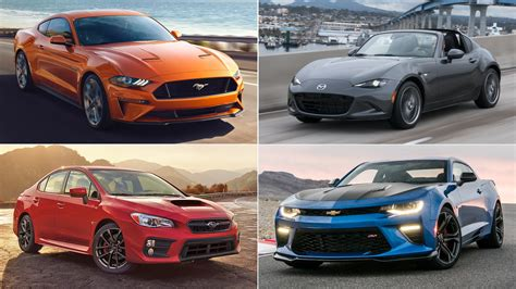 sports car the best cheap sports cars of 2017 the drive