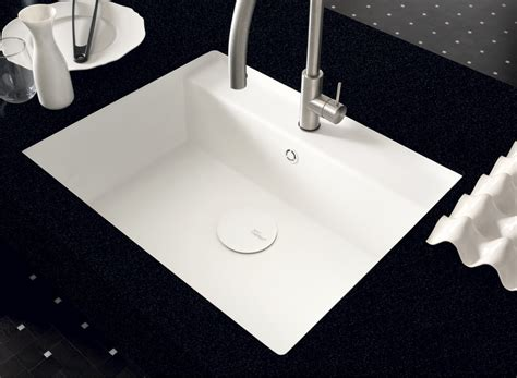 dupont corian sinks dupont corian 174 ready made kitchen sinks e architect