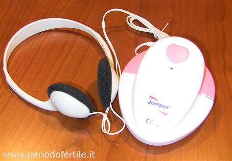 ascolta ogni battito babysound doppler rilevatore di battito fetale di jumper