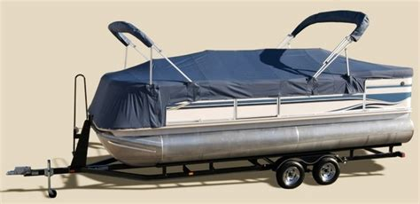 pontoon boat mooring covers with snaps pontoon double canopy mooring cover factory oem d for