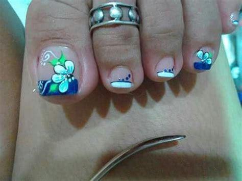 imagenes de uñas pintadas de los pies con dibujos decoracion de u 241 as los mejores 230 dise 241 os modelos y