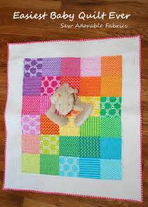 easy baby quilt pattern for beginners giveaway for the