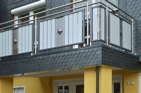 kerzenständer modern edelstahl balkongel 228 nder aus edelstahl stahl und aluminium
