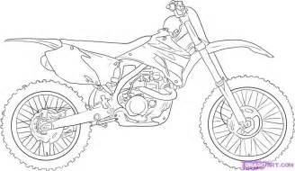 Dirt Bike Coloring Pages Printable dirt bike coloring printables coloring pages