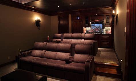 basement home theater      ecousticscom