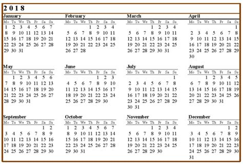 Calendar 2018 Events Uk 2018 Calendar Uk With Holidays