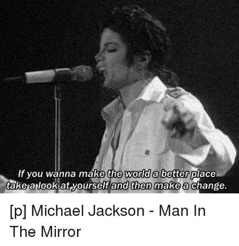michael jackson make the world a better place lyrics if you wanna make the world a better place take a look at