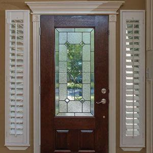 Front Door Window Blinds 10 Things You Must When Buying Blinds For Doors The Finishing Touch