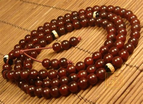 Handmade Malas - handmade tibetan malas blood buddhist prayer