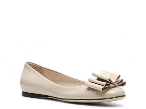 Ss Wilona bally wilona patent leather bow flat dsw