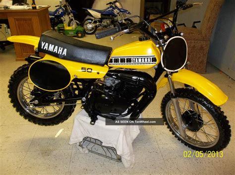 vintage yamaha motocross specs on a 1980 yz 250 autos post