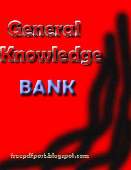 general knowledge for bank general knowledge bank with answers free books store