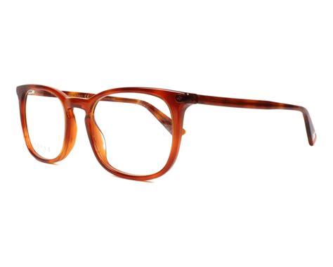 Sepatu Gucci 008 1 gucci eyeglasses gg 0122 o 008 brown visionet