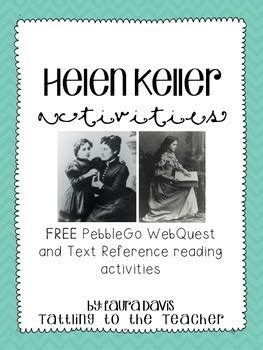 helen keller biography for third grade all worksheets 187 helen keller worksheets printable