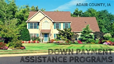 payment assistance programs adair county ia