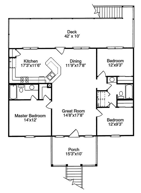 beach cabin floor plans stoney hill raised beach home plan 024d 0085 house plans