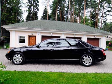 how to learn about cars 2004 maybach 62 lane departure warning used 2004 maybach 62 photos 5500cc gasoline fr or rr automatic for sale