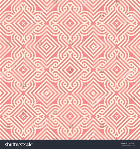pattern background ornament ethnic modern geometric seamless pattern ornament stock
