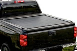 Tonneau Covers That Lock 2007 2014 Chevy Silverado Retractable Tonneau Covers