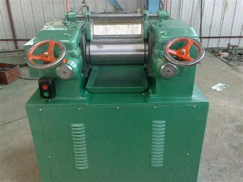 Mix Roller Type B open type two roller mixing mills qingdao xincheng yiming china manufacturer rubber