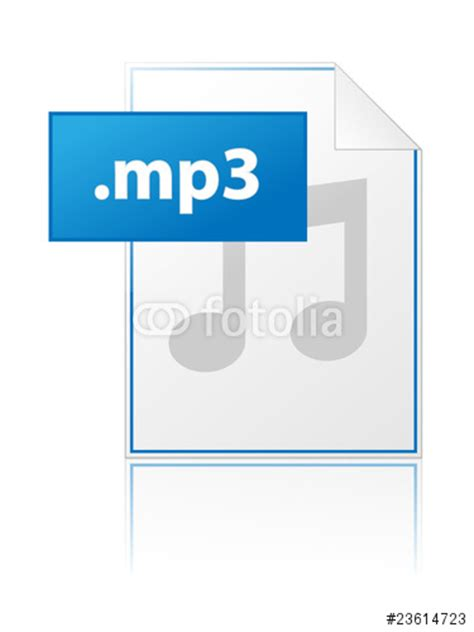 music cd format extension vector mp3 icon sound music audio file format extension