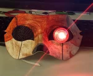 Foxy costume mask fnaf by yamihp7 on deviantart