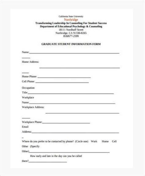 school counselor evaluation form sle school counseling forms 9 free documents in pdf
