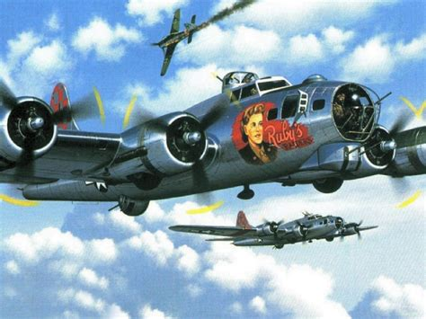 B17 Flying Fortress Wallpapers B 17 Flying Fortress Wallpaper