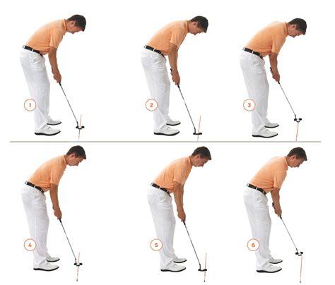 putting swing putting stroke technique swingstation