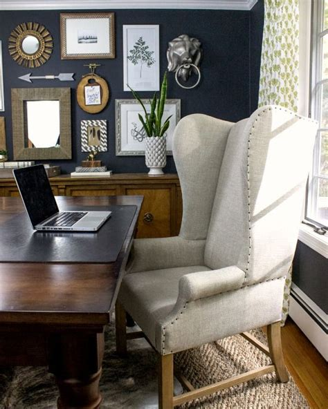 Office Desk With Chair Design Ideas 25 Best Ideas About Home Office Decor On Pinterest Office Room Ideas Study Room Decor And