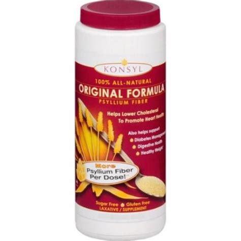 Fiber Herb Tablets Original konsyl fiber supplement laxative original sugar