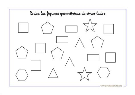 figuras geometricas segundo de primaria figuras geom 233 tricas para infantil y primaria