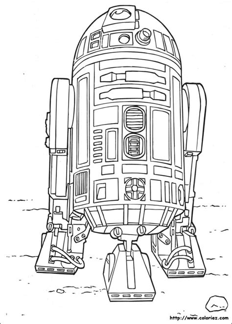 coloring page r2d2 free coloring pages of free r2d2
