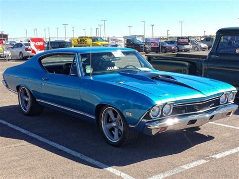 modded muscle cars 1968 chevrolet chevelle ss for sale hemmings motor news