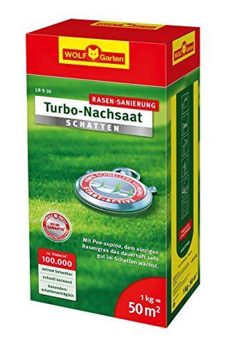 Wolf Garten Turbo Nachsaat 992 by Garten Samen Angebote Finden Und Preise